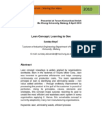 Lean Concept Learning to See