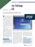 2012-02 Windows-Setup Vom NAS