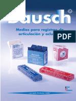 papel articular Bausch