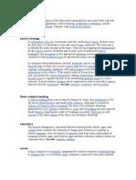 Job Description a Detailed Description of the Duties and Responsibilities