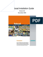 Rob Cad Installation