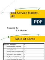UAE Restaurent Analysis