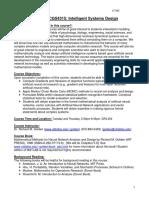 UT Dallas Syllabus for acn6349.501 06s taught by Richard Golden (golden)