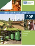 NTPC Business Strategies