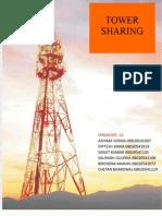 Tower Sharing WHITE PAPER