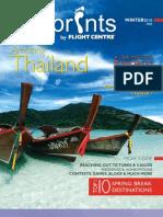 Footprints by Flight Centre - Travel Magazine | Winter 2010