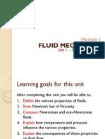 FLUID MECHANICS_ Module I (5 Files Merged) (1)