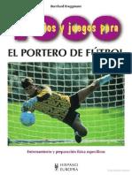 1000 Ejercicios Del Portero de Futbol