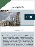 Problems of SME