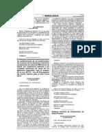 DS034_2014_SA lineamientos para el nombramiento 2014 minsa