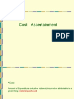 Cost Ascertainment[1]