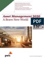 Pwc Asset Management 2020 a Brave New World Final