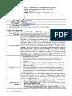 UT Dallas Syllabus for aim6343.501.10s taught by Jeffrey Kromer (jrk013000)