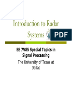 UT Dallas Syllabus for ee7v85.002.08f taught by Mohammad Saquib (saquib)