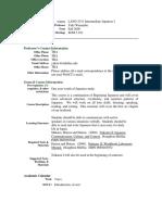 UT Dallas Syllabus for lang2311.001.08f taught by Yuki Watanabe (yukiw)