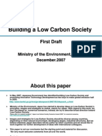 Building a Low Carbon Society