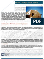 Third Party Compliance Factsheet