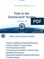 The Omniscient Soldier - Dr. Rustan (Dec 09)