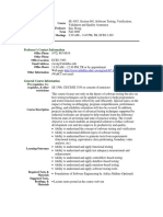 UT Dallas Syllabus for se4367.001.08f taught by Weichen Wong (wew021000)