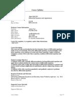 UT Dallas Syllabus for math2420.501.08f taught by Janos Turi (turi)