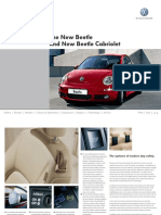 92. Beetle and Beetle Cabriolet July 2007