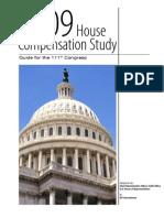 2009 House of Representatives Compensation Study