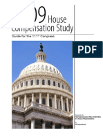 2009 House of Representatives Compensation Study
