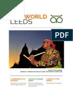 One World Leeds - Winter 2014