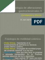 Diarrea y Constipación