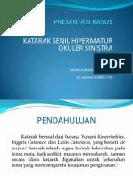 Presentasi Kasus Dr. Diki