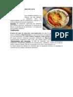 Importancia de Los Minerales en La Alimentación