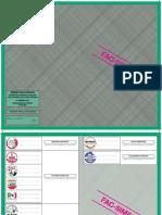 Scheda elettorale Elezioni Emilia-Romagna 2014