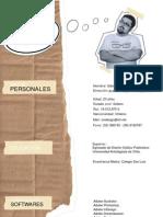 Curriculum Sebastian Perez