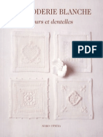 Whitework Embroidery Franceza