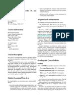 UT Dallas Syllabus for govt2302.004.08f taught by Patrick Brandt (pxb054000)