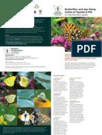 Butterflies & Day Flying Moths Tayside & Fife ID