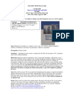 UT Dallas Syllabus for te3307.001.08f taught by Charles Bernardin (cpb021000)