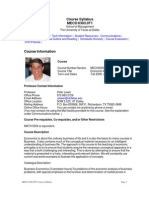 UT Dallas Syllabus for meco6303.0t1.08f taught by Peter Lewin (plewin)