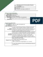 UT Dallas Syllabus for aim3331.501.08f taught by Laurel Franzen (laurelf)