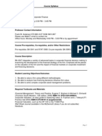 UT Dallas Syllabus for ba4347.001.08f taught by Frank Anderson (fwa012000)
