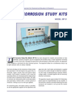 Corrosion Studies Kit