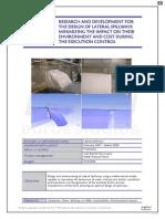 R&D - Lateral Spillways - Euroestudios