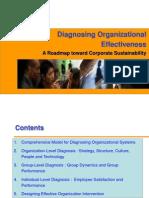 Diagnosing Organizational Effectiveness