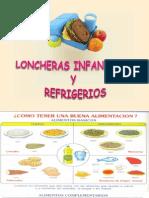 LONCHERAS INFANTILES