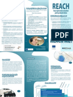 Substante chimice - Reach Brochure Ro