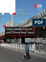 #03 Urban Vitality in Dutch and Chinese New Towns
