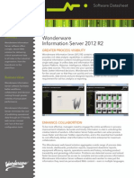 Datasheet Wonderware InformationServer2012R2!11!12