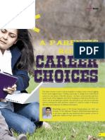 A Parent's Role in Career Choices