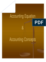 Accounting Equation Powerpoint Notes