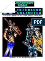 Datafortress 2020 - Interlock Unlimited - Core Rules 2-13-12